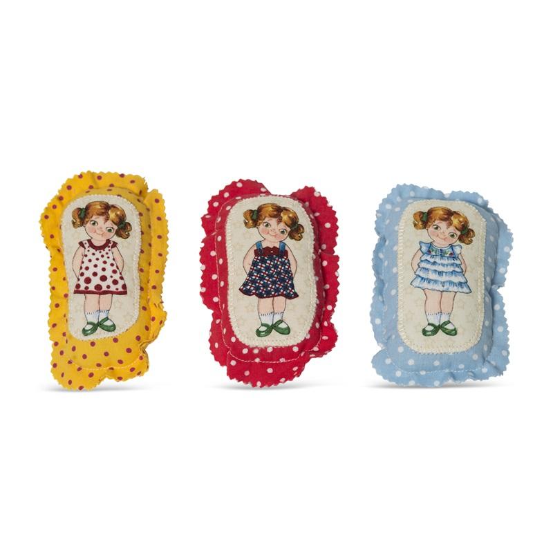 מובייל חברות לחדר ילדים ותינוקות paper doll